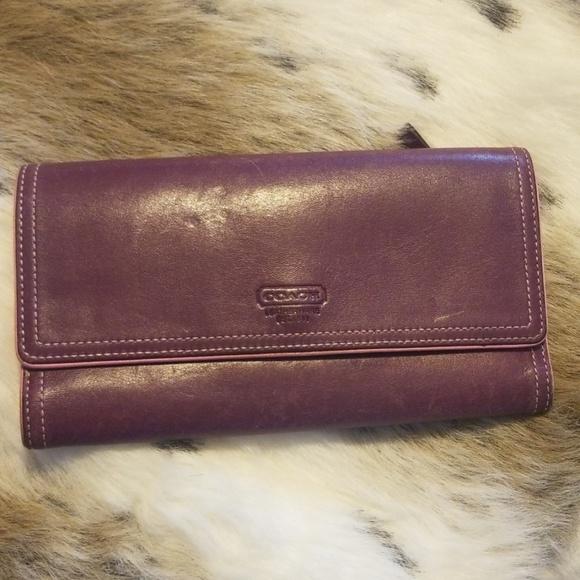 Coach Handbags - Coach wallets